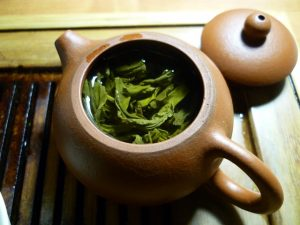 Green Tea to improve digestion naturally
