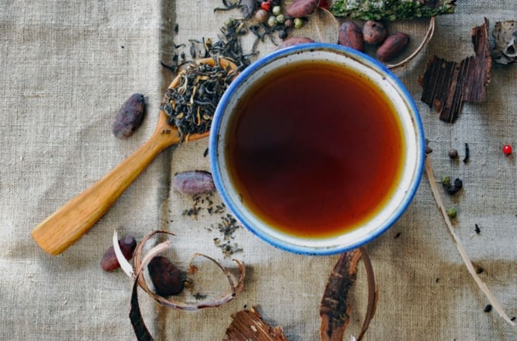 Teas that can improve digestion naturally