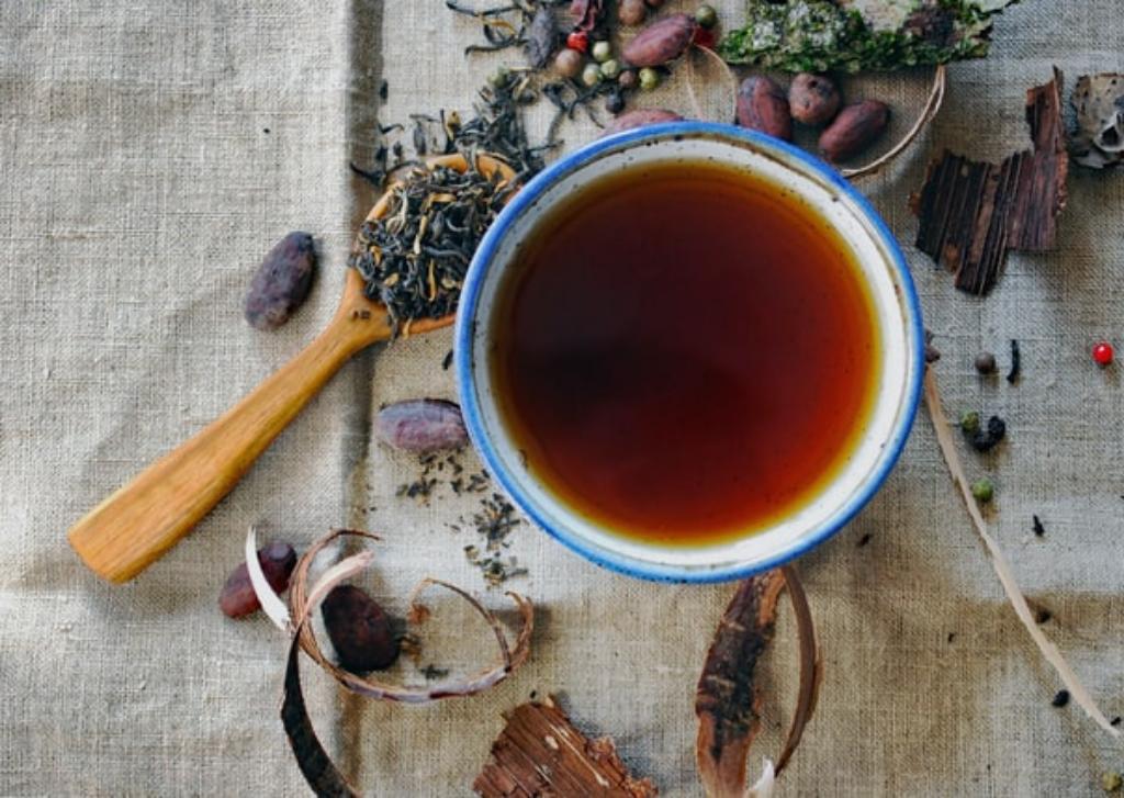 Herbal teas to improve digestion